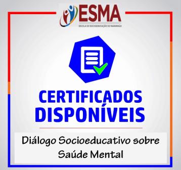 Certificado disponível